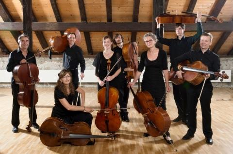 Ensemble de violoncelles FriCelli
